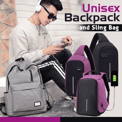 Backpack Imported Bag Anti Theft Deals for only Rp135.000 instead of Rp135.000