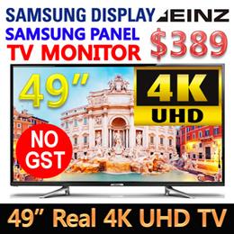 EINZ 40~49inch Ultra HD LED TV