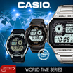CASIO FOR MEN AND WOMEN TYPE AE SERIES 100% AUTHENTIC / Jam tangan / Jam tangan unisex /