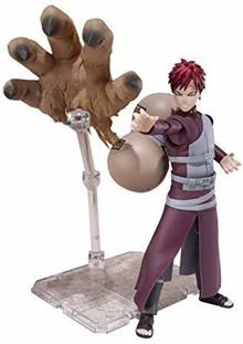[Toys] Bandai Tamashii Nations S.H.Figuarts Gaara Naruto Shippuden Action Figure