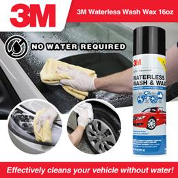 3M Waterless Wash Wax 16oz 39110