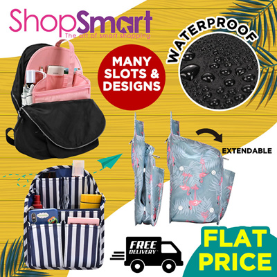 6f779a6a89 *NEW*Backpack Bag In Bag/Backpack Instant Organizer/1 Second Change Backpack/Easy  To Find out Thing: 151 sold: Rating: 5: Free: S$12.90 S$9.90