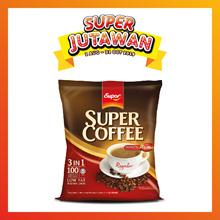 SUPER COFFEE Regular 100 Sachet pack