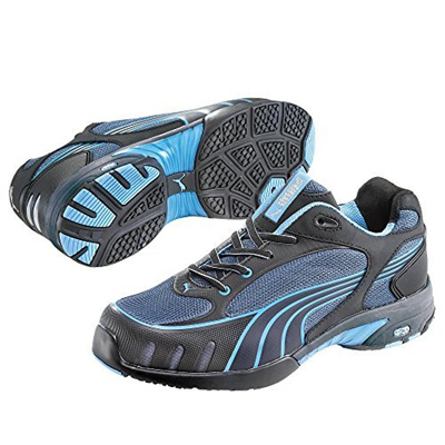 online store ee112 36628 Direct from Germany - Puma Safety Damen Sicherheitsschuhe S1 Miss Fuse  Motion Blue WNS Low 64.282.0 Halbschuhe