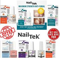 Nail Tek Anti Fungal Treatment / Strengthener / Renew / Ridge Filler / Nail Masque / Hand cream