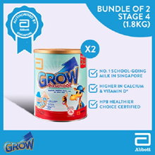 Grow Preschool Stage 4 - Milk Formula 1.8kg Bundle of 2