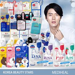 [Mediheal]★ SNP★JAYJUN★Face Mask/Korea Mask Sheet 10pcs collagencream Mask