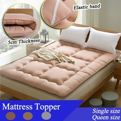 Qoo10 Japanese Style Tatami Mattress Topper Single And Queen