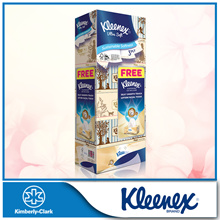 [KLEENEX]NEW Supreme Skincare / Silky Soft Facial Tissues 3PLY (Moisturising Touch) 5x80sheets