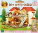 Sylvanian Family Fireplace Terrace 2nd Floor Apartment App Coupon $ 69 !! / Children's Day gift! / Best gift items! / Do not miss the chance to celebrate the family month! / Role play / doll play