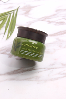 Innisfree Yue s poetic style yin Green tea seed Extract Moisturizing hydrating water essence Facial