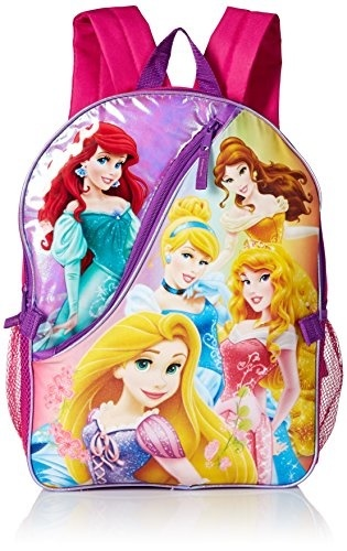 90b3a47d998 actual size. prev next. Disney Girls Princess Backpack and Lunch Bag Set