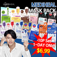 MEDIHEAL MASK SHEET 10pcs / Best Item / Low Price! / 10pcs HOT SALE