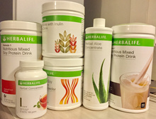 EPIC COMBO! 2 X FORMULA 1 + PROTEIN POWDER(PPP) + HERBAL ALOE + HERBAL CONCENTRATE(TEA) + MIX FIBERS