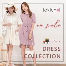 TOKICHOI - Bestseller Dresses Free shipping