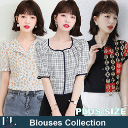 16th Mar Update New Arrivals ● casual tops / Shirt / Blouses / Tops / Plus Size / Korean Fashion