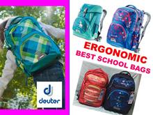 2018 ERGONOMIC SCHOOL BAG SMART | GENIUS | YPSILON backpack daypack multi purpose haversack bag