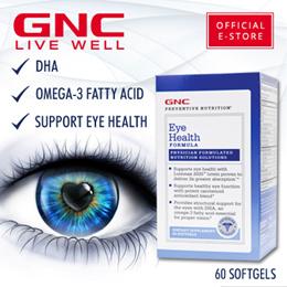 GNC Preventive Nutrition® Eye Health Formula (60 softgels)