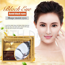 Collagen Crystal Eye Mask Eyelid Care Patches Dark Circles Pad Moisture Anti-Wrinkle Beauty Patch