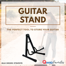 💥SG READY STOCK💥 Guitar Stand Concert Display Style High Quality Guitar Capo Alice Guitar Pick