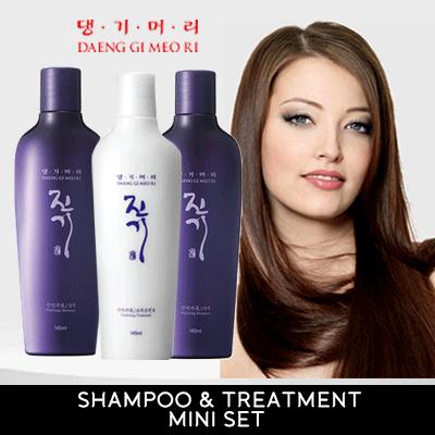 Daeng Gi Meo Ri Shampoo / Treatment 70ml Deals for only Rp60.000 instead of Rp60.000