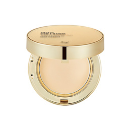 [THE FACE SHOP] Gold Collagen Ampoule Two Way Pact - 9.5g (SPF30/PA+++)  / Refill