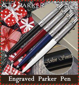 ★Gift Idea★ Parker Jotter Ballpoint Pen / Engraving Name