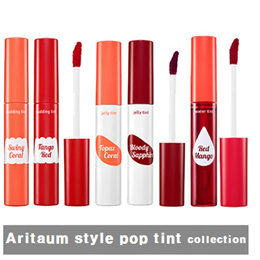twofacemall★Free shipping [Aritaum] Style Pop Tint Collection / Water Tint / Jelly Tint / Pudding Tint / Lip Stick / Lip Gloss / Lip makeup / Water Type / Emulsion Type / Amorepacific