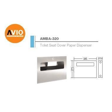 Magnificent Aimer Malaysia Amba 320 Toilet Seat Cover Paper Dispenser Caraccident5 Cool Chair Designs And Ideas Caraccident5Info