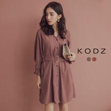 KODZ - Multi-wear Windbreaker style Dress-181977-Winter