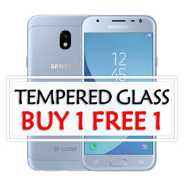 [JD]📣BUY 1 GET 1 FREE📣SAMSUNG TEMPERED GLASS📣📣 Samsung J5/J7 A8/A9  Note Series