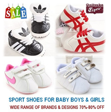 [ORTE] Sport Baby Prewalkers Shoes Boy Girl Toddler ★Best Price★Free Delivery★ Best Selling★