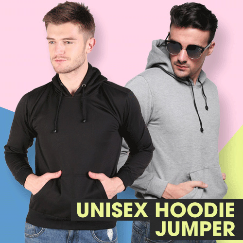 Sweater Polos Hoodie / Hoodie Jumper Deals for only Rp80.000 instead of Rp80.000