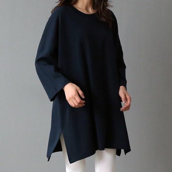 ビナインコネインワンピース 綿ワンピース/ 韓国ファッション