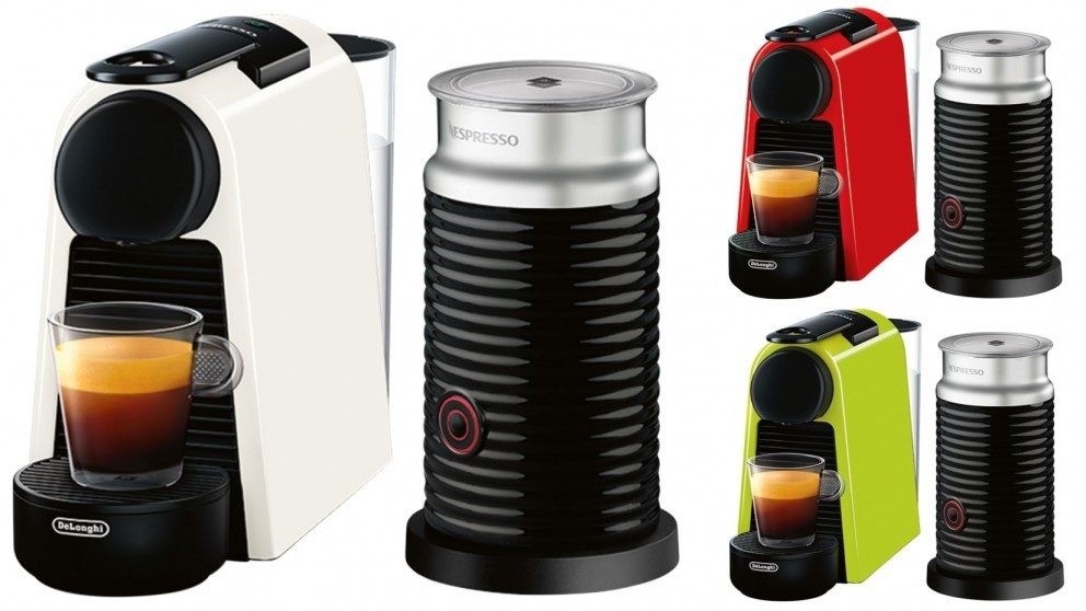 Qoo10 - Nespresso Essenza Mini Coffee Machine ( 2 YEAR WARRANTY ...