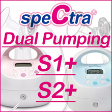 ◆Authentic◆Spectra Korea S1 S2 Plus BPA Free Electric Breast Pump