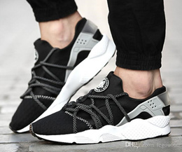 20f4d64f84c 2016 Autumn explosion models Wallace II Oreo lovers running shoes  breathable men  s casual spo