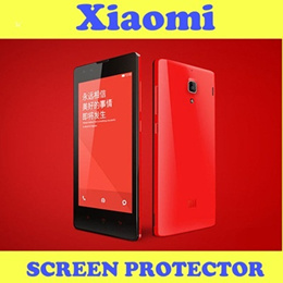★★ Screen Protector Guard Hongmi Xiaomi Redmi Red rice Mi3 Mi4 1S Note  Clear Matte From $1.40 Only ★★