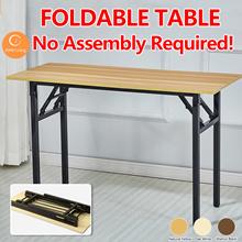 Foldable Table Computer Desk Portable Laptop Desk Study Computer Movable Folding Tables Office Home