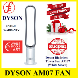 Dyson AM07 Bladeless Tower Fan. Local SG Stock and warranty !!READY STOCKS AVAILABLE !!!