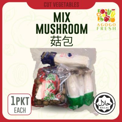 D37 Mix Mushroom 菇包