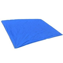 NatureHike Camping Mat Tent Waterproof 3-4 Person (Blue)(Export)