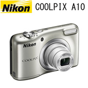 Nikon COOLPIX A10 digital camera Compact 16MP 5x Zoom  720p HD videos New