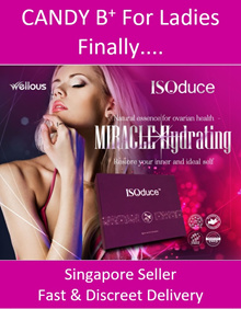 (NEW) ISODUCE Miracle Essence for Women Enjoy Sex Pleasure Again Restore Inner And Ideal Self  HALAL