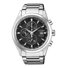 Citizen Mens Watch Eco-Drive Analog Japan BNIB CA0650-82F