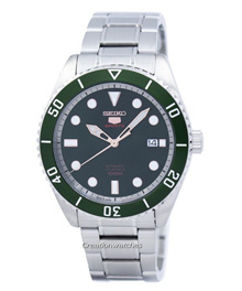 e0dc35db0b7  CreationWatches  Seiko 5 Sports Automatic Japan Made SRPB93 SRPB93J1  SRPB93J Mens Watch