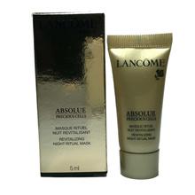 Lancome Absolue Revitaling Night Ritual Mask 5ml