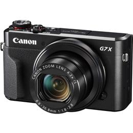 Canon PowerShot G7X Mark II Digital Camera