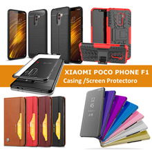 Ready instock!Xiaomi Pocophone F1 Max 3 2 mix 2 2s note 2 3 Mi 8 se Explore Tempered Glass