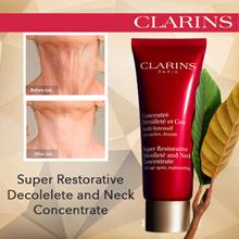 Clarins Super Restorative Decolette and Neck Concentrate 75ml